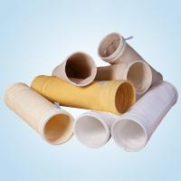 Buy cheap Anti-Static Nomex Felt Filter Bags In Air Filtration , 2 Micron Filter Bag from wholesalers