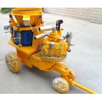 Buy cheap Mining Used Air Motor Portable Shotcrete Machine Stable Performance Easy Operation from wholesalers
