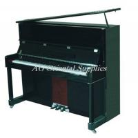 Wholesale 88-KEY Hotsale Acoustic wooden upright Piano With black polished color AG-126C from china suppliers