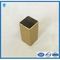 Buy cheap Professional manufacturer extruded aluminium square pipe 30x30 thickness 2.0mm or 3.0mm from wholesalers