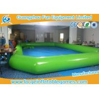Plato PVC Inflatable Water Pool Swimming Pool For Water Walking Ball
