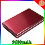 Buy cheap 5V 9600mah power battery bank from wholesalers