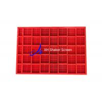 Buy cheap FSI 5000 FS MB Polyurethane Screen Panels For Mining Sieve Vibrating / Sand from wholesalers