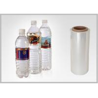 Buy cheap Leak Proof PET Shrink Film Food Grade 35mic - 50mic Thickness from wholesalers