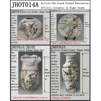 Buy cheap The Crack Glazed Home Decoration Ceramics in High Grade from wholesalers