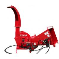 Buy cheap 4 Reverse Blades Tractor Wood Chipper ShredderFor 3 Point Hitch Self Feeding from wholesalers