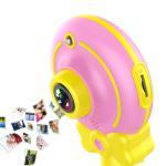Buy cheap 2.0 Inch Cartoon Mini Kids Digital Camera HD Educational Toys Children Birthday Gift from wholesalers