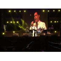 Buy cheap Background Stage LED Screen SMD Full Color P6 Die Casting Aluminum from wholesalers