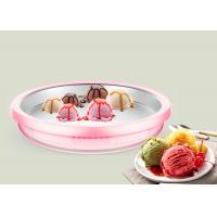 Buy cheap Power Free Frozen Fruit Ice Cream Maker , Delicious Fresh Portable Ice Cream Maker from wholesalers