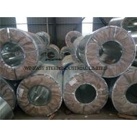 Buy cheap Galvanized Steel Roofing Sheet , Rolled Galvanized Sheet Metal G40 - G90 from wholesalers