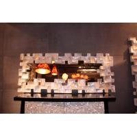 Buy cheap 146 * 61 * 6 cm Slivery White plywood Whole Body View original Art Deco Mirrors AMS401M from wholesalers