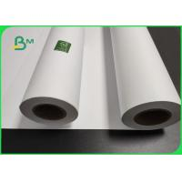 Buy cheap 40gsm - 80gsm White CAD Marker Paper For Garment Factory Moistureproof from wholesalers