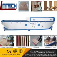 Buy cheap PVC doors and cupboards vacuum membrane press machine from wholesalers