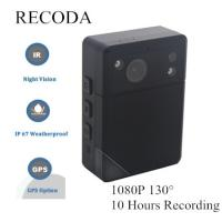 Buy cheap HD GPS Police Body Worn Camera Night Vision IP67 1080P Resolution from wholesalers