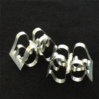 Buy cheap Metal Random Packing Super Raschig Ring For Mass Transfer 20mm, 25mm, 70mm from wholesalers
