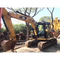 Wholesale Cat 312d Second Hand Excavators Construction Works High Operating Efficiency from china suppliers