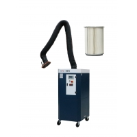 Buy cheap 1.5kW Dust Collector Laser Fume Extractor 1500m3/h from wholesalers