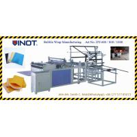 Wholesale 4 - 6.5kw Air Bubble Wrap Making Machine High Speed 30 - 110pc / min from china suppliers