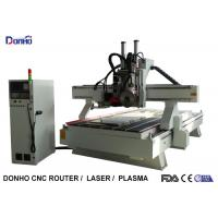 Buy cheap Industrial 4 Axis CNC Router Machine CNC Milling Machine For Wooden Door Engraving from wholesalers