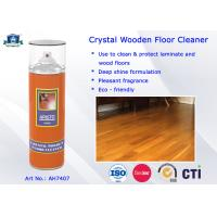 Buy cheap Household Cleaning Product Crystal Wooden Floor Cleaner Spray with Multi-fragrance from wholesalers