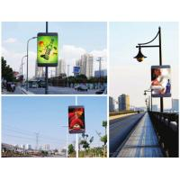 Buy cheap Led Advertising Sign Light Pole ,Outdoor P5 Led Display Module 160mm*160mm from wholesalers
