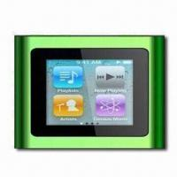 Buy cheap MP3/Video Player with 1.8-inch TFT Color Touchscreen, USB 2.0 Interface and Built-in Flash Memory from wholesalers