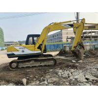 Wholesale 12 Ton Second Hand Kobelco Excavators / Kobelco Sk120 Excavator With 0.5m³ Bucket from china suppliers