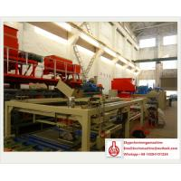 Buy cheap PVC Gypsum Ceiling Board Automatic Laminator Machines , Anti Friction Sheet Laminator Machines  from wholesalers