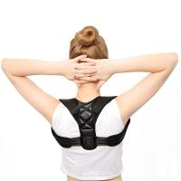 Buy cheap 2018 Shoulder Back Support Posture Corrector clavicle brace from wholesalers