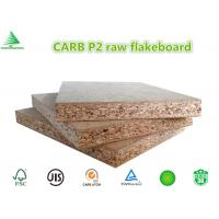 China supplier 9-30mm CARB P2 plain particle board for US market