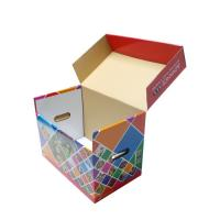 Wholesale Double Wall Corrugated Boxes CMYK Printing Hot Stamping ODM Service from china suppliers