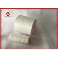 Buy cheap 50/2 Recycled Polyester Sewing Thread Raw White / Autocone Waxed Colours from wholesalers