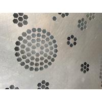Buy cheap Regular  2B surface perforated black stainless steel sheet for kitchen cabinet from wholesalers