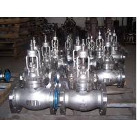 Buy cheap BS 1873 Cast Steel Globe Valve from wholesalers