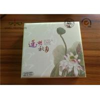 Buy cheap Luxury High Grade Moon Cake Packaging Box , Hot Foiling Printing Gift Paper Box from wholesalers