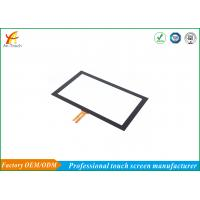 Buy cheap High Resolution Projected Capacitive Touch Panel For Industrial Equipment product