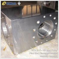 Wholesale Discharge Module Mud Pump Fluid End 1293240 1293241 NOV 9-P-100 Chrome Alloy from china suppliers