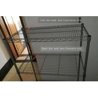 Buy cheap Easy No Tool Assembly Commercial Metal Shelving , 5 Tier Metal Shelving Unit from wholesalers