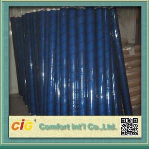 Soft Super Clear PVC Transparent Film For Packing Bag / Windows , 30M-200M Per Roll Manufactures