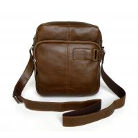 Buy cheap Fashion Design Unique Style Vintage Leather Shoulder Messenger Bag #7006R  from wholesalers