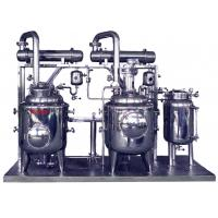 Buy cheap Small Industrial Extraction Equipment Concentrating Recovery Device from wholesalers
