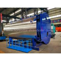 Buy cheap Industrial Steam Boiler And LPG Steam Boiler With Low Pressure ( Capacity 0.5t/H--20t/H ) from wholesalers