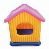 Wholesale Inflatable Pet House with 0.25mm PVC Thickness, Measures 43 x 45 Inches from china suppliers