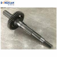 Buy cheap Caterpillar Excavator Parts SBS120 SBS140 Drive Shaft Rexroth Hydraulic Motor Part from wholesalers