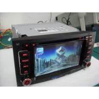 Buy cheap Dual Digital TV VW DVD GPS With Touareg Multivan Transport T5 Sat Navi System VWT-766GD from wholesalers