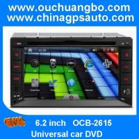 Buy cheap Universal car radio with bluetooth RDS gps smart TV media player OCB-2615 from wholesalers