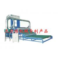 MT-1200B Automatic suction system cotton quilt batting machine Manufactures