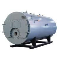 Buy cheap Horizontal Oil Fired Steam Boiler High Pressure Customization Color Integrated product