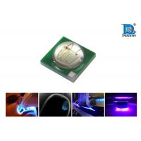 Buy cheap 3 W 395nm UV LEDs Diode Lamp UV-A XPE SMD3535 UV Curing LEDs from wholesalers