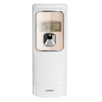 Buy cheap ABS Remote Control Air Freshener , 0.32l Auto Aerosol Dispenser from wholesalers